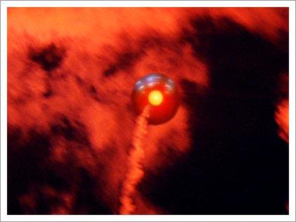 Shermer fireworks