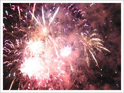 Rockville's fireworks